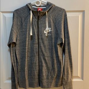 Nike Sportswear Zip Up Sweatshirt